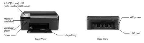 Printer Hp B110a in buy hp photosmart b110a color printer at low prices in india hp reviews