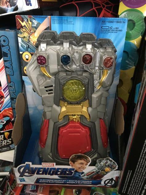avengers toy huge endgame spoiler