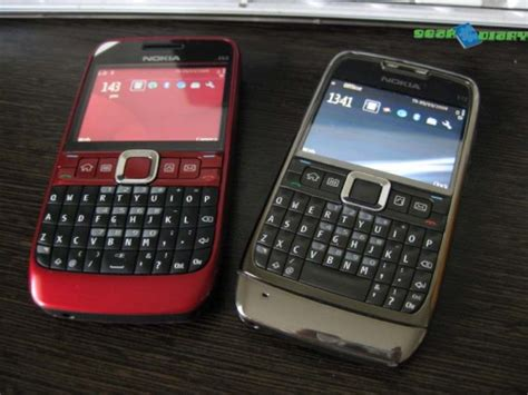 Hp Nokia Keyboard Qwerty nokia e63 with a compelling qwerty keyboard technosamrat
