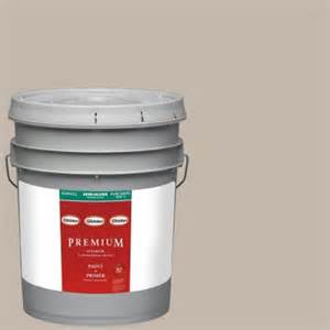 Home Depot 5 Gallon Interior Paint gloss latex interior paint with primer hdgwn24p 05s the home depot