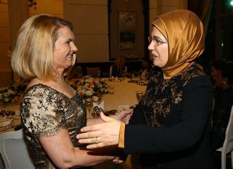 leyla erdogan biography presidency of the republic of turkey first lady we