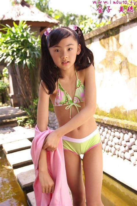 Kaneko Miho Japanese Junior Idol Foto Bugil