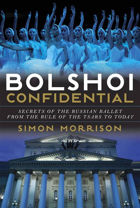 0007576617 bolshoi confidential secrets of meet boris volkoff the father of canadian ballet the