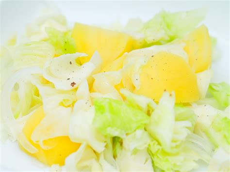 4 ways to cook cabbage and potatoes wikihow