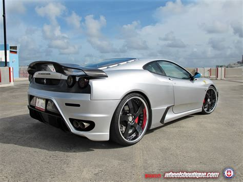 ferrari f430 custom ferrari f430 nicely tuned autoevolution