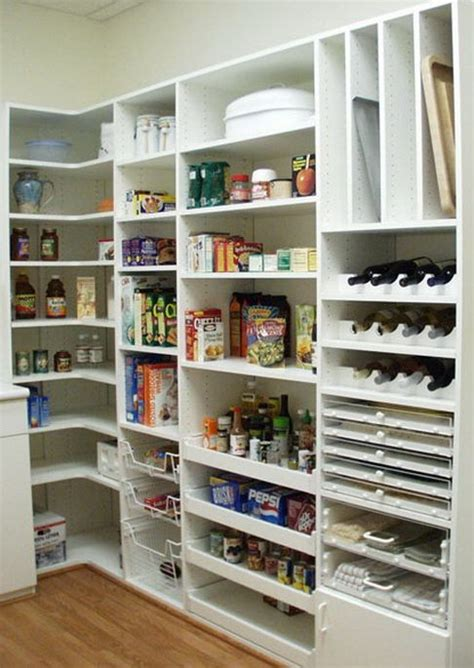 kitchen closet shelving ideas 25 best ideas about pantry shelving on pantry