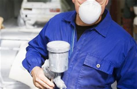 spray painter wages how to get into an automotive painting career chron