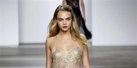 Cara Memodel cara delevingne says the modeling industry gave major