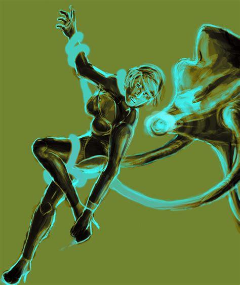 Mass Effect Kink Meme - me2 kelly chambers x hanar by squidbreath on deviantart