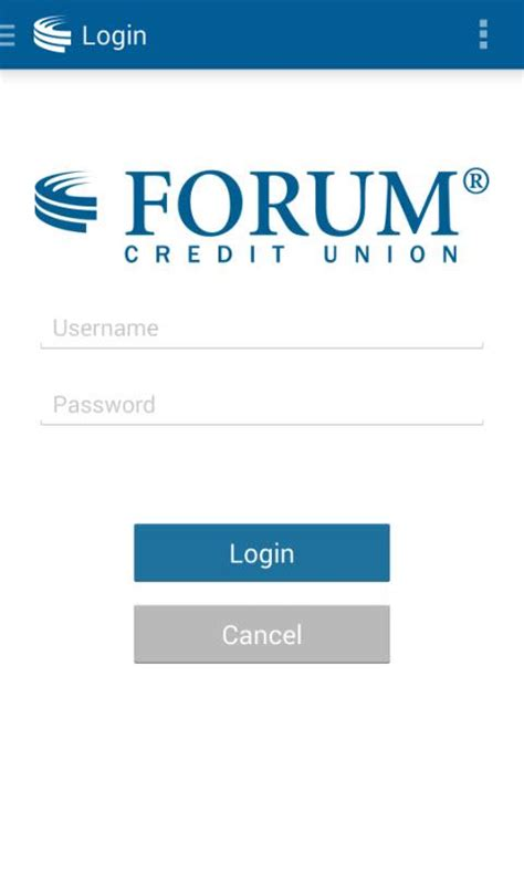 forum credit union cu android apps on play