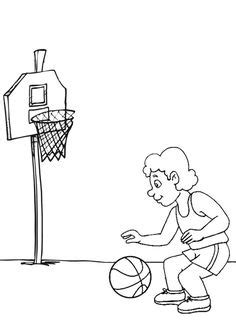 pro basketball coloring pages basketball on pinterest basketball cookies chicago