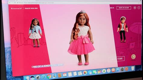 design your doll american girl create your own doll creating my mini me