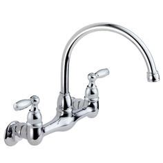 peerless wall mount kitchen faucet 1000 images about potting shed on wall mount