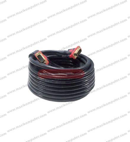 Harga Kabel Vga 10 M kabel vga gold plate 10 meter