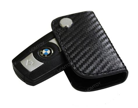 Soft Best Carbon Fiber Chrome Ring Holder bmw black 3d carbon fiber key holder key fob for 1 3 5 6