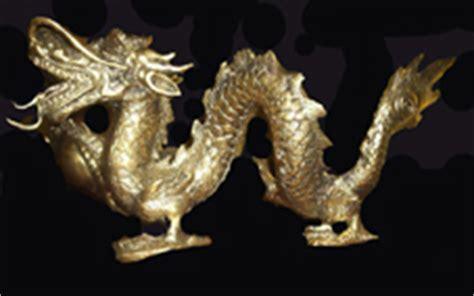 Miniatur Gong Naga Kuningan Besar patung antik kuningan