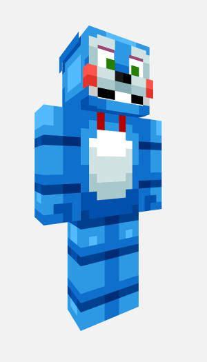 Pdf Bonnie Five Nights At Freddys Minecraft Skin by Five Nights At Freddy S Minecraft Bonnie Skin Epic
