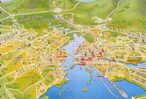 maps kazan russia image kazan russia map