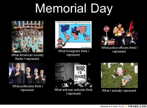 Memorial Day Weekend Meme - memorial day meme