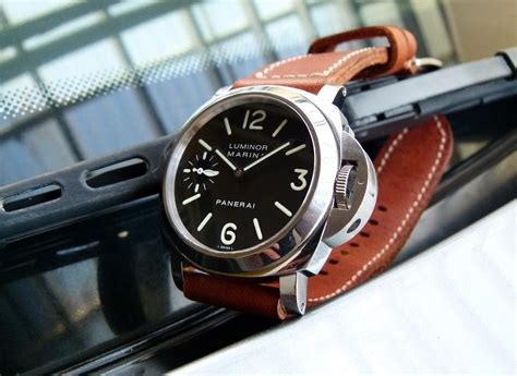Masalah Jam Tangan Berembun jam tangan kuno panerai pam 111 painted