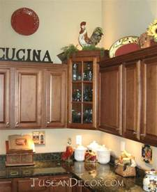 Kitchen Accessories Ideas Tuscan Kitchen Decor Ideas For Decorating A
