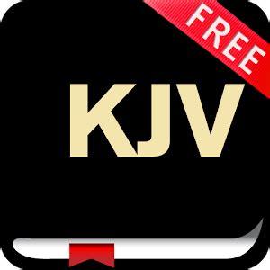 app king james bible (kjv) free apk for kindle fire