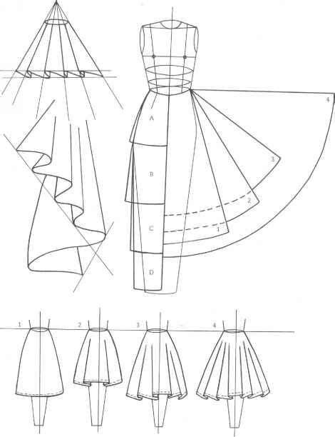 sketch create pattern 56 best images about flat working drawings on pinterest