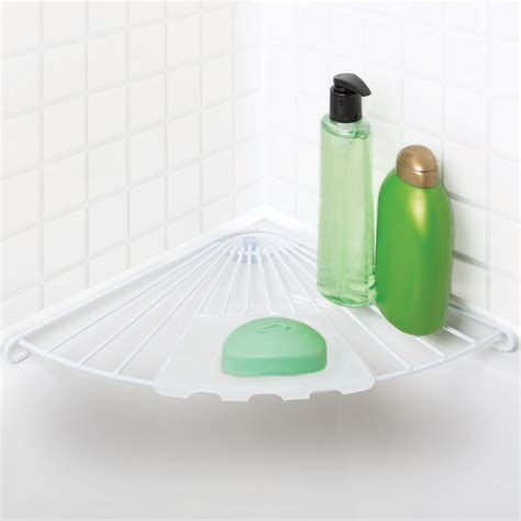 corner bathtub shelves wire bathtub corner shelf in suction organizers