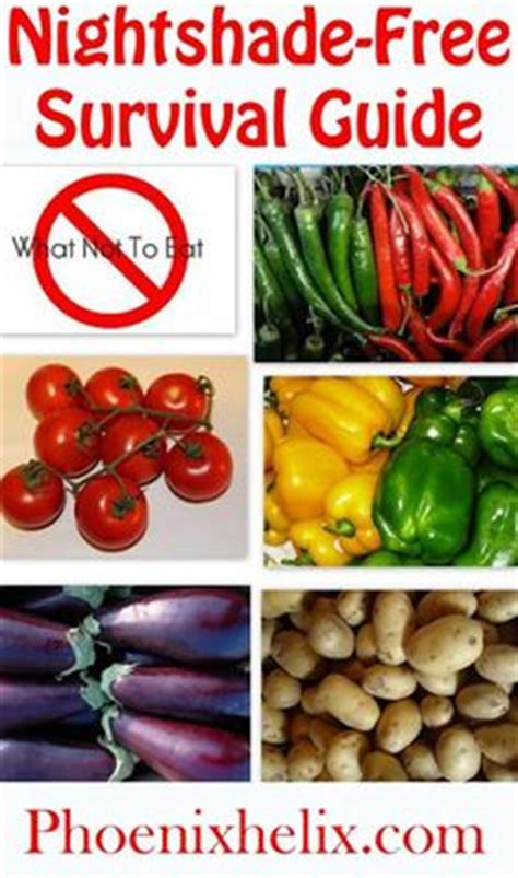 m lord vegetables nightshade vegetables are they dangerous resources
