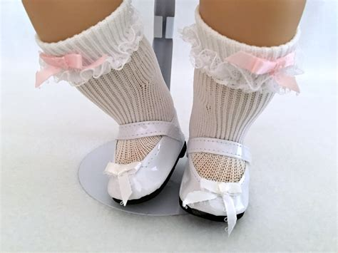 shoes for 15 16 inch doll doll janes white baby doll