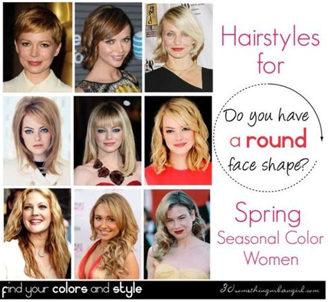 haircuts for women with an apple shape do you have a round face shape best hairstyles shape