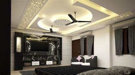 beautiful pop design  bedroom ceiling decor design