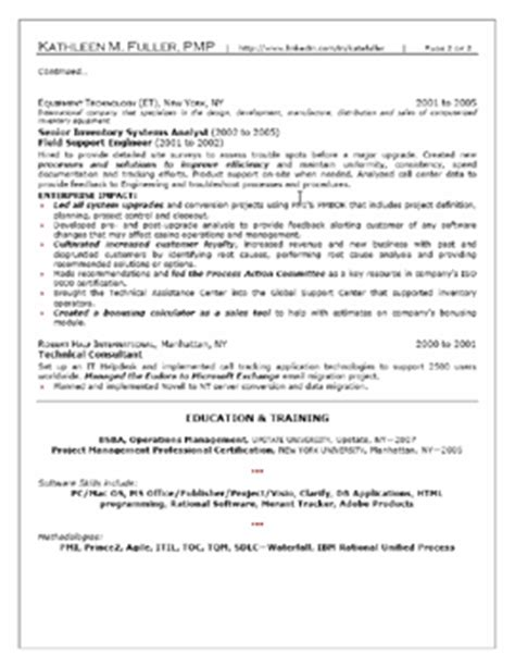 sles executive resumes professional cvs career change executive resume services