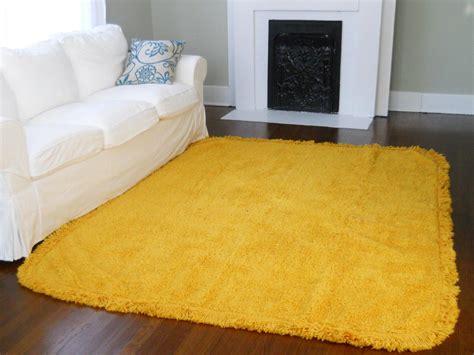shaggy yellow rug yellow shag rugs rugs ideas