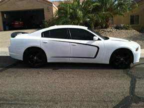 dodge charger rt white with black rims kmsac engine