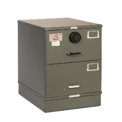 7110 00 082 6111 WPN   Class 5, Two Drawer Single Lock