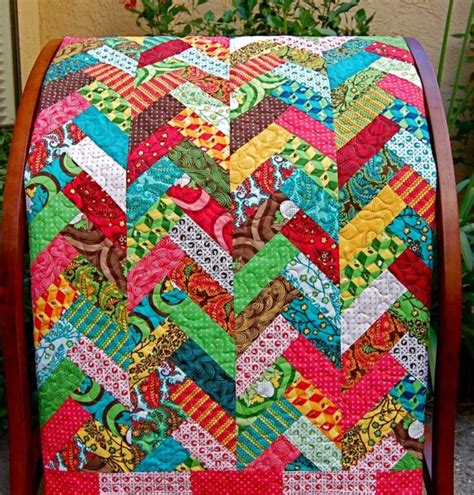 Braid Quilt Free Pattern by 40 Easy Quilt Patterns For The Newbie Quilter