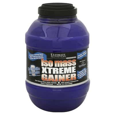 Isomass Xtreme Gainer Iso Mass Xtreme Gainer Reviews Supplement Critique