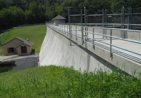 means brook dam gatehouse rehab dams projects  england infrastructure