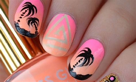 Fingernail Patterns by 30 Eye Catching Summer Nail Designs Stayglam