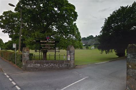 mount school plymouth school governor groomed by pretending to be