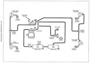 Manual Brake System Diagram Pneumatic Brakes Diagram Circuit And Wiring Diagram