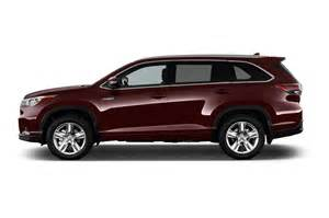 Toyota Highlander 2015 Mpg 2015 Toyota Highlander Hybrid Reviews And Rating Motor Trend