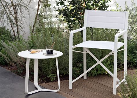 cross garden dining chair modern garden furniture