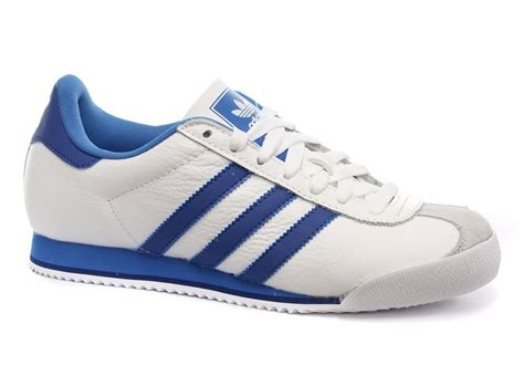 Sport Adidas 626 Semi Original new mens adidas kick originals white leather sports classic trainers size 7 12 ebay