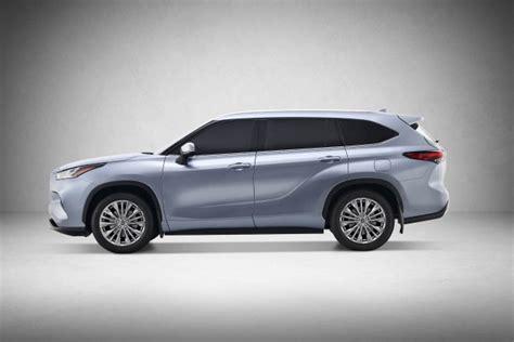 2020 Toyota Highlander by 2020 Toyota Highlander Unveiled Crossover Suv Juices Up