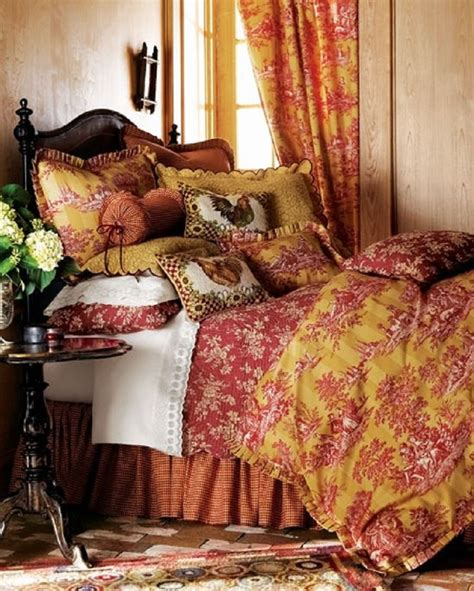 red toile bedding 1000 images about french country my way on pinterest