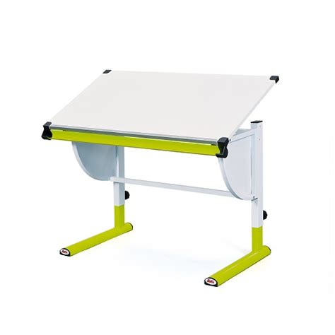 child computer desk flash children computer desk in white and green lacquered