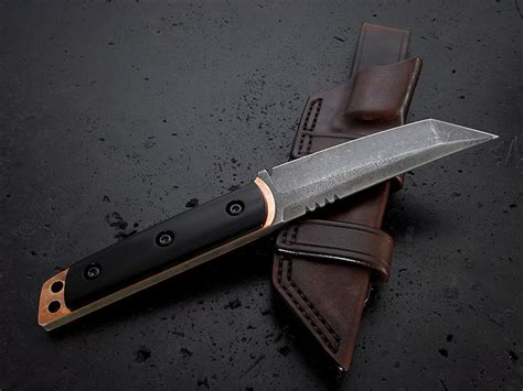what is a tanto knife custom tanto knife 228