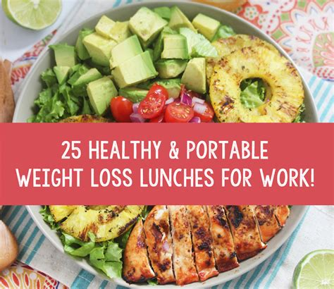10 Best School Lunch Ideas For Losing Weight by Healthy Lunch Ideas To Lose Weight 17 Ways To Lose